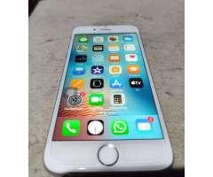 iPhone 6s 64gb Blanco usado excelente