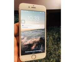 Iphone 6s Rosado de 16gb