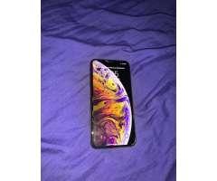 Vendo o cambio iPhone Xsmax