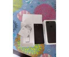 Nuevo iPhone 7 plus 32GB