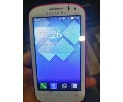Vendo celular Alcatel One Touch Magic