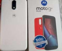 A la venta Motorola G4plus