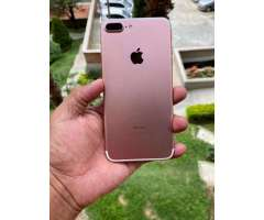 Hermoso iphone 7 plus de 32GB