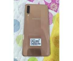 Samsung a 7 como nuevo