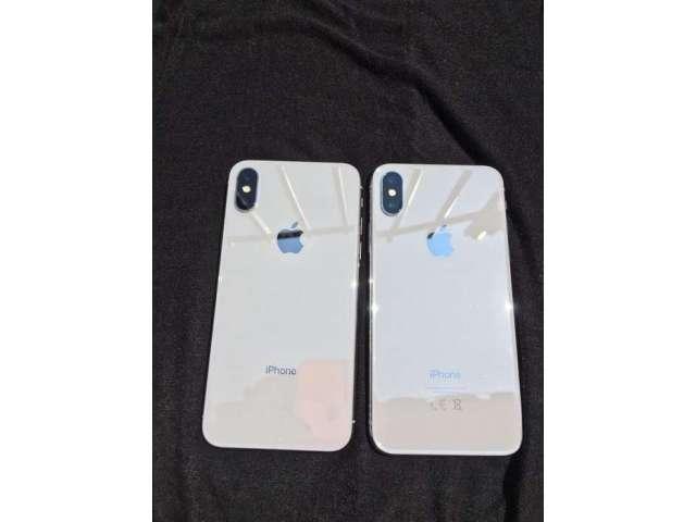 Se venden iphone x full estado