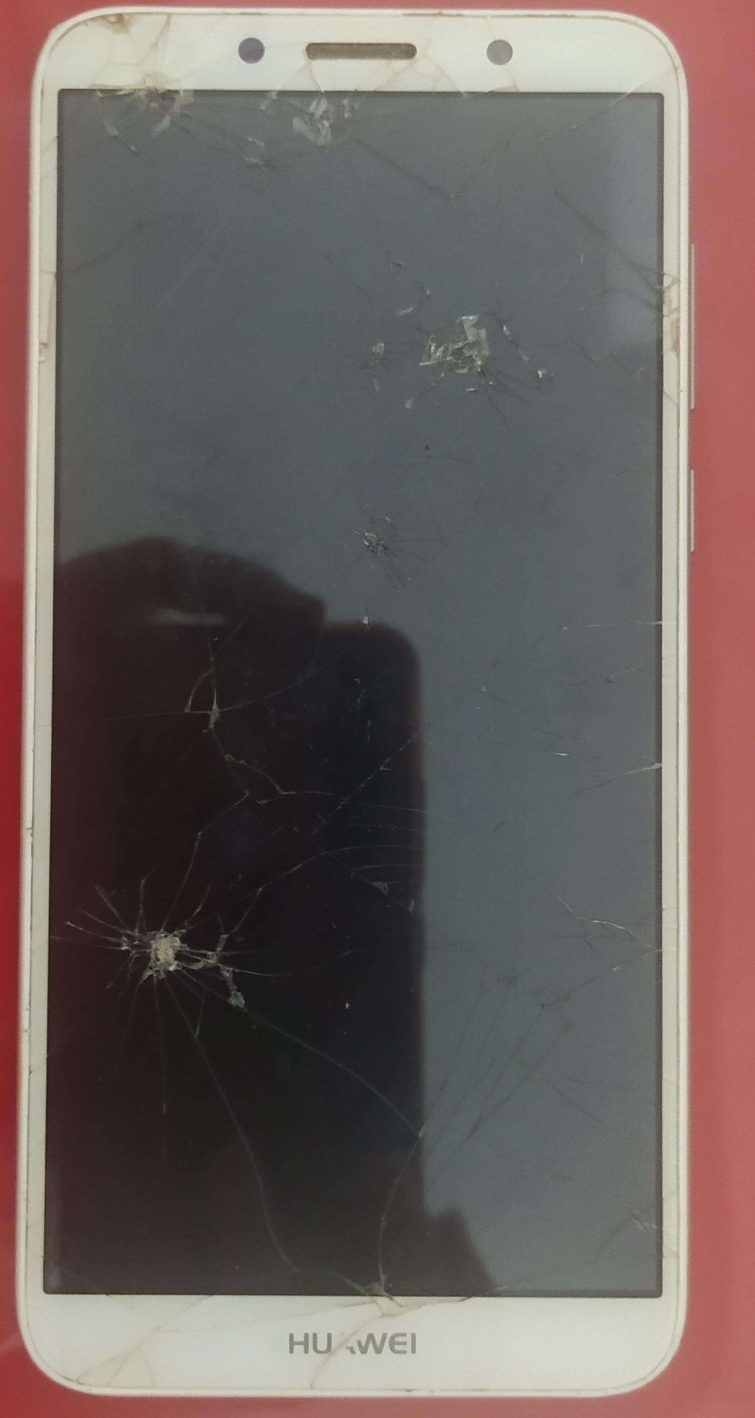 Hawei Y5 con display malo